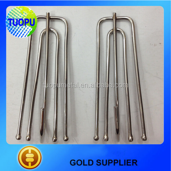 Tuopu New Design Curtain Hooks Types Zinc Ally Curtains Hooks Made ...