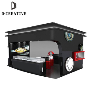 Fashion Window Design Watch Store Display Furniture
