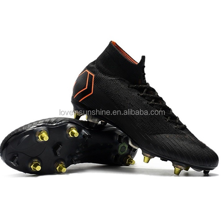 Men Indoor Outdoor Soccer Shoes,Name