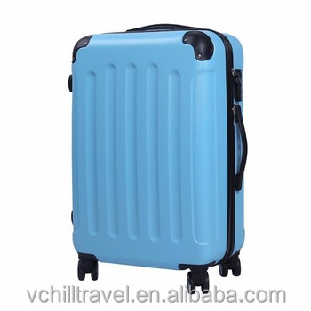 China Made Best Aluminum Trolley Luggage Suitcase For Women - Buy ...