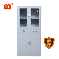 easy for working office steel filing cabinet with light grey
