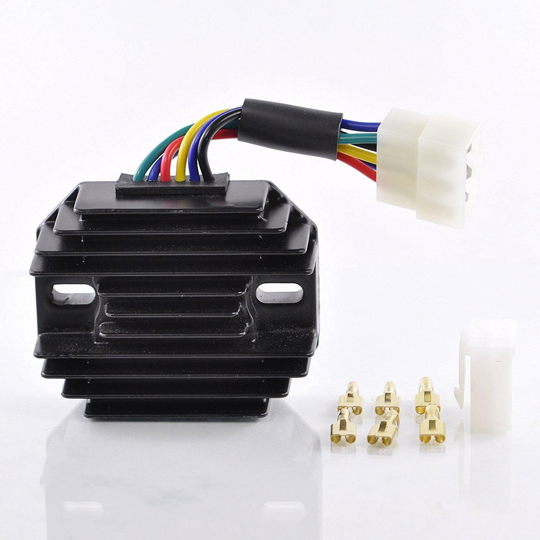 Cheap Used Kubota Rtv 500 For Sale Find 1140 Tractor Wiring Diagram Get Quotations Voltage Regulator Utv Rtv500 2008 2017 John Deere Models 2210 2305