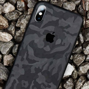 sports shoes 9dcd5 ed33f New phone accessory unique 3D texture 3M vinyl skin black camouflage  stickers for iPhone x decals, View vinyl sticker for mobile phone,  YCSTICKER ...