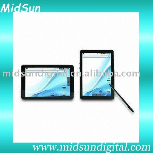 7 inch TFT touch screen freescale wifi 3G GPS bluetooth wince 7.0 pad tablet pc 3d game android 2.2 mid