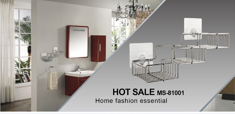 buy cheap shower wall basket shelf bathroom furniture set bathroom accessories in dubai - Bathroom Accessories Dubai