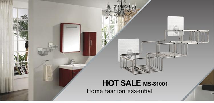 buy cheap shower wall basket shelf bathroom furniture set bathroom accessories in dubai