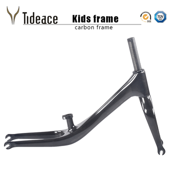 2018 New Bmx Bike Frame 12inch Carbon Fiber Kids Bicycle Frames ...
