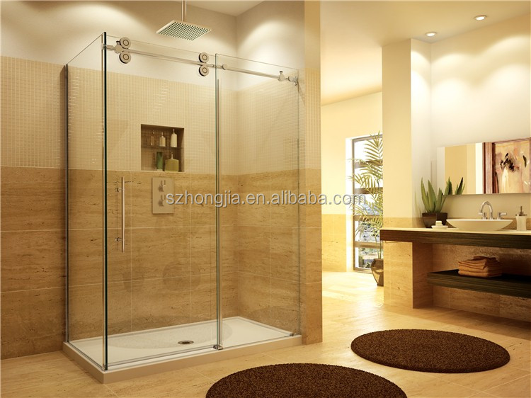 Shower Glass Partition, Shower Glass Partition Suppliers And Manufacturers  At Alibaba.com