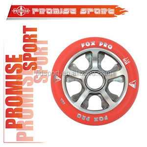 Most Popular Foot Scooter Wheel,forklift pu wheel
