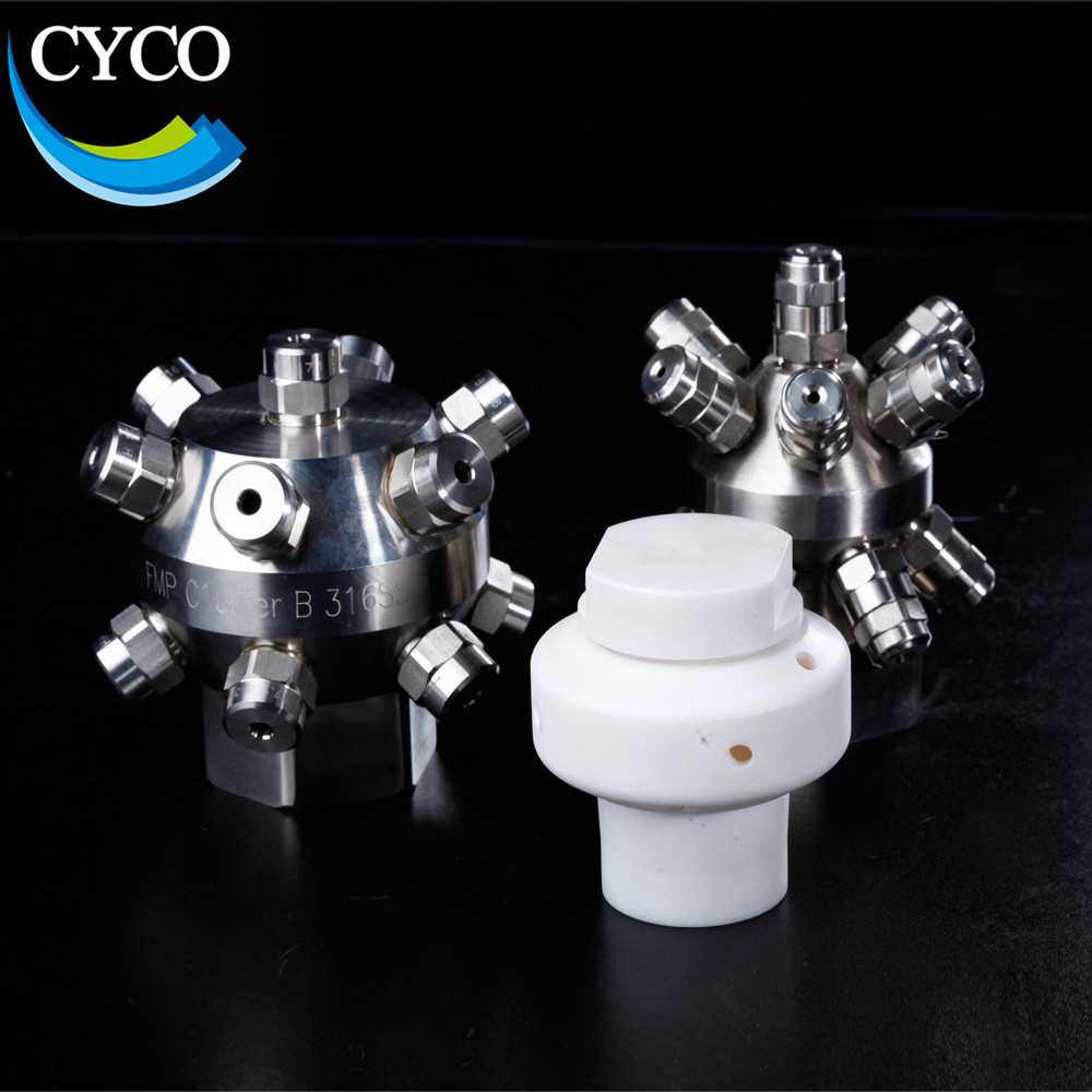 7 Meters High Pressure Rotating Nozzle,Rotary Nozzle,SS Tank Cleaning Nozzle