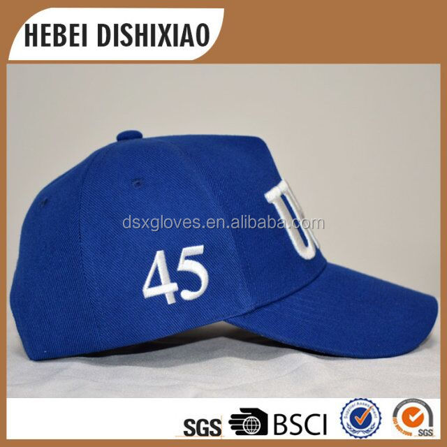 customized 6 panel vote baseball cap / Donald Trump sports dad cap/custom high quality caps and hats