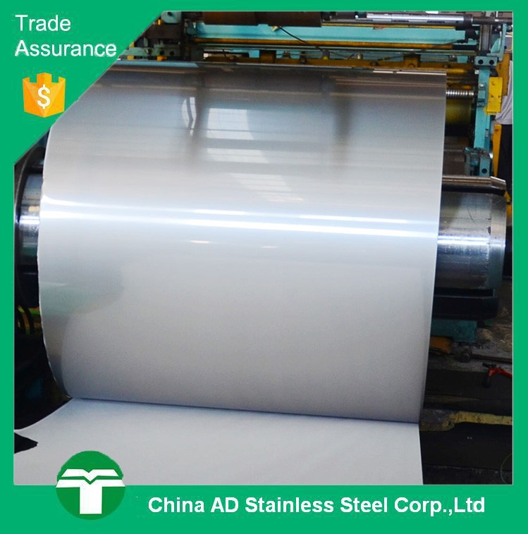 Low Price Aisi 430 2B Polished Mirror Cold Rolled Cr Stainless Steel Sheet Coil