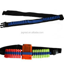 EVA foam soft darts belt Bullet Shoulder Strap bandolier for Children Kids Toy Gun