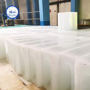 R717 Block body Ice moulds/Ice Making Machine