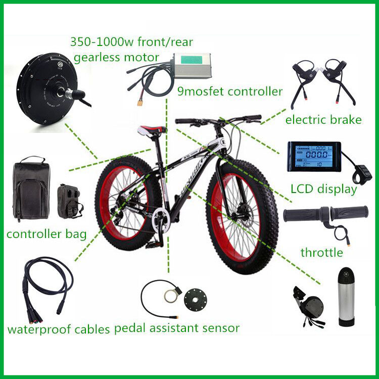 electric bike kit 1000w