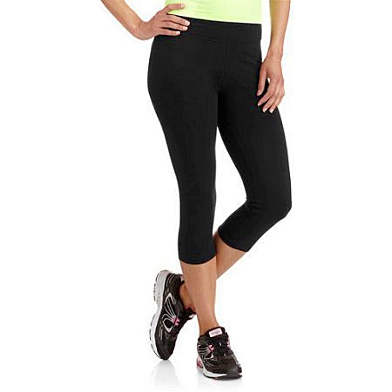 8f4306d4ce Get Quotations · Danskin Bundle 3 pcs Now Womens Active Core Dri-More Capri  Leggings + Compression Zone