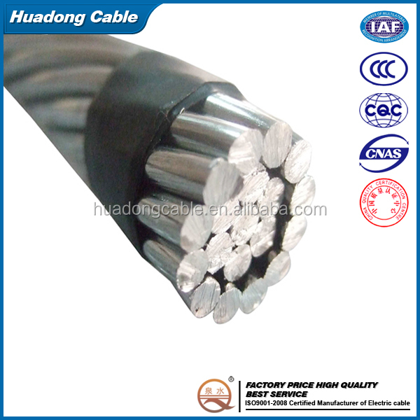 Csa C49 Standard Aluminum Cable N 1/0 Awg Raven Acsr Conductor ...