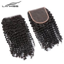 Large Stocks Wholesale Price Remy Lace Closure Bohemian Curl Human Hair Weave