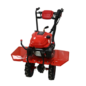 agricultural machinery equipments 6.5hp gasoline mini power tiller used in many areas