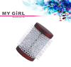 MY GIRL Big aluminium abs nylon heated magnetic metal hair rollers