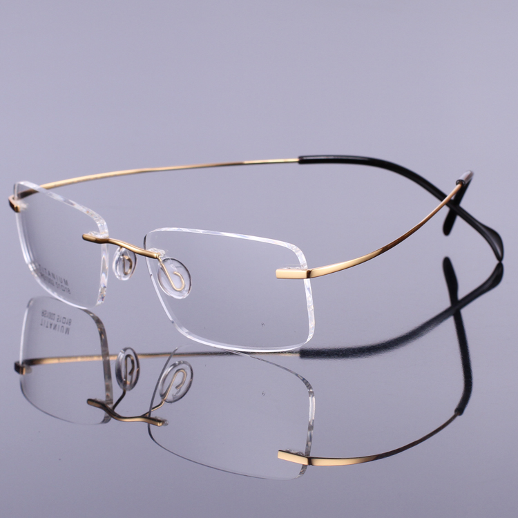 Rimless Titanium Frames For Glasses Www Tapdance Org