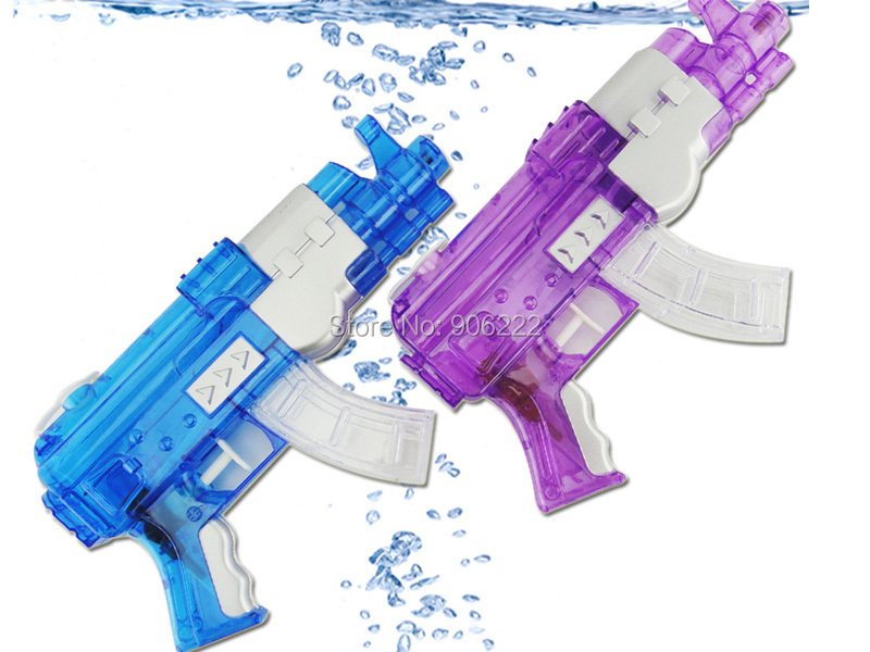 (2 pieces /lot) Toy Water Guns 2015 Hot Sale Kid Soft Pressure kids water guns Child Toy Gift
