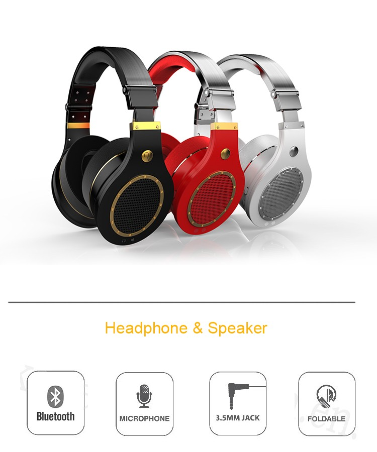 Most Advanced V4.0 Long Range Bluetooth Headset In Zipper Package