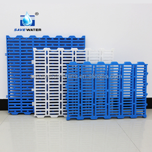 Plastic mat Slat Floor For livestock farm poultry cattle goat sheep pig pen floor nurseries flooring