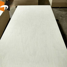 18mm' High Grade funiture cabinet grade bleached Poplar Plywood