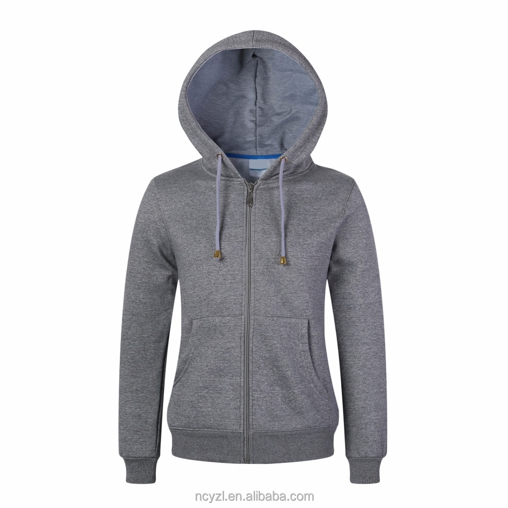 Wholesale plain custom sublimation blank hoodies