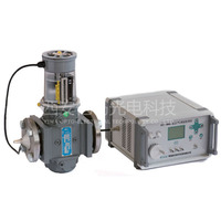 HY-4004 Gas Fow Calibration Smoke flue gas testing calibration instrument pressure flow rate calibrator