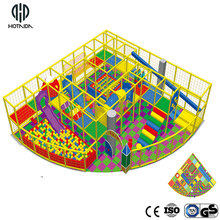 China professional factory commercial used soft indoor playground equipment sale for children