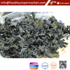 Natural Dried wakame Seaweed for soup in 200g plastic bag