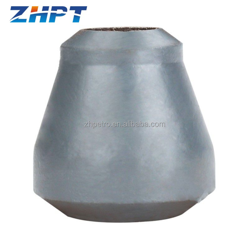 China manufacture carbon steel concentric reducer for pipe fitting