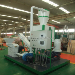 Best selling Complete wood pellet production line/small animal feed pellet mill/straw pellet mill
