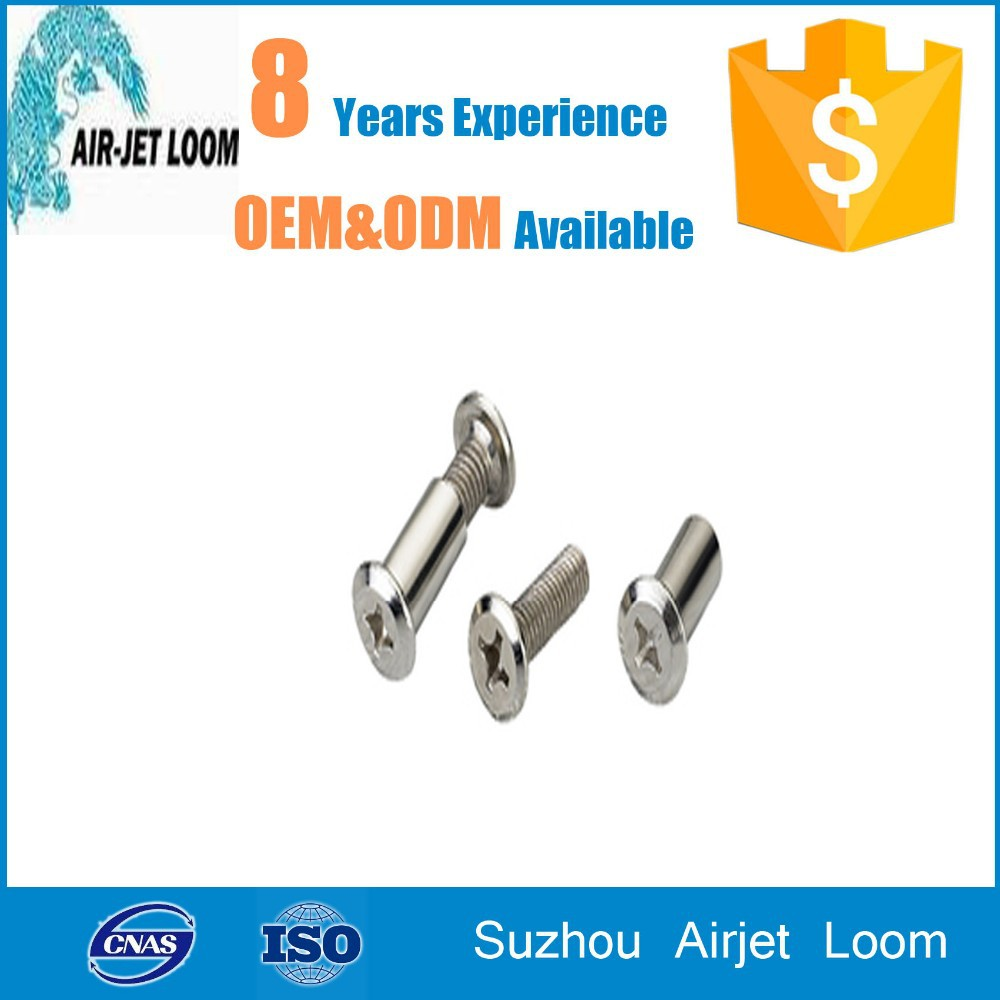 OEM manufacturer various lock nut and screw