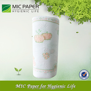Wholesale china goods oem decorative hand kitchen paper towels