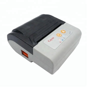 80mm portable bluetooth android and ios mobile phone receipt printer
