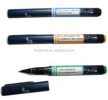 Syringe injection metal insulin pen