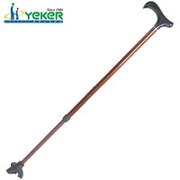 Carbon Fiber Foldable and Adjustable Walking Stick