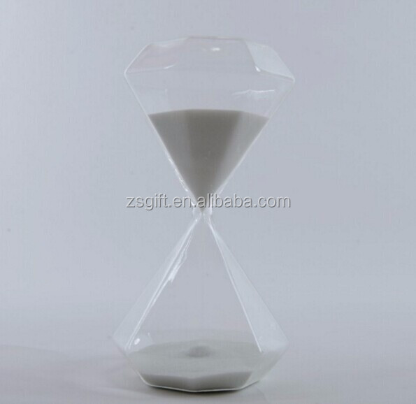 Large custom 1 hours hourglass sand timer