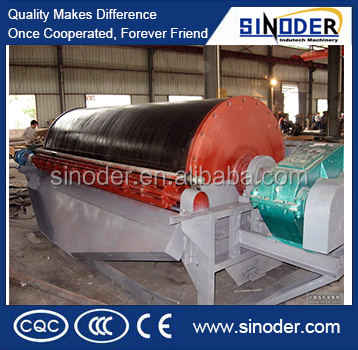 High quality magnetic separation / drum magnetic separator for hot sale