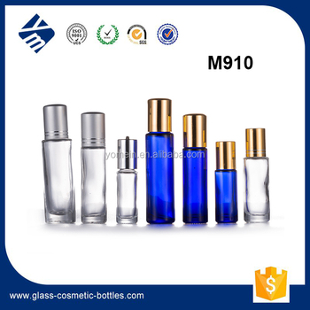 small cosmetic glass pump spray bottle vial for liquor purfume tester