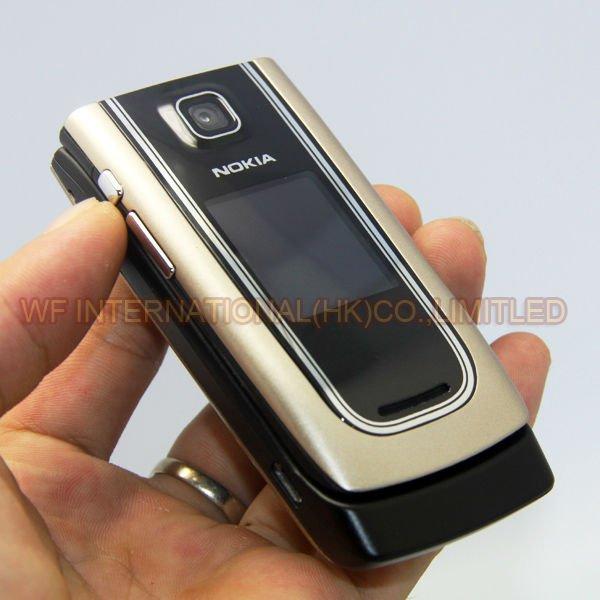 d origine nokia 6555 t l phone mobile d verrouill classique flip t l phone portable et russe. Black Bedroom Furniture Sets. Home Design Ideas
