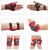 Adjustable Skating Guard Adult Skate Protector Roller Blading Wrist Elbow Knee Pads