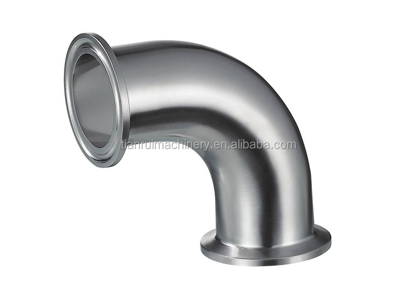 Degree elbow stainless steel pipe fittings