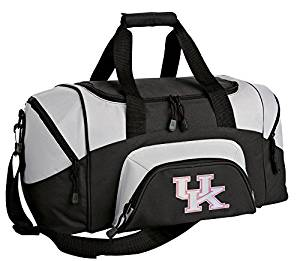 cff9784f69 SMALL UK Wildcats Duffel Bag Womens University of Kentucky Gym Bags or  Suitcase