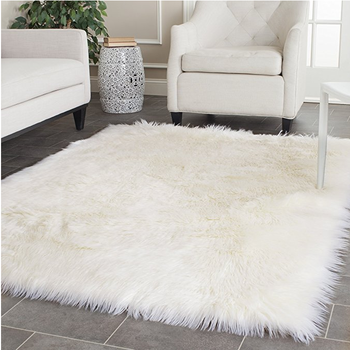 Luxury Faux Fur Rug Long Pile Fur Rugs Carpets For Living Room Modern - Buy  Faux Fur Rug,Faux Fur Rugs Carpet For Living Room,Long Pile Faux Fur Rugs  ...