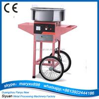 wholesale new age products spun sugar machine, electric cotton candy machine,gas spun sugar machine