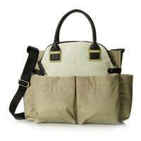 Muti-function baby diaper bag, baby nappy changing bag, mami bag